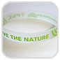 Silikonarmband SAVE-THE-NATURE