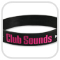 Silikonarmband Sony-Music-Club-Sounds